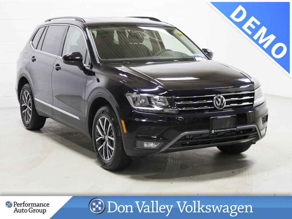Pre-Owned 2020 Volkswagen Tiguan COMFORTLINE 2.0T 8SP AT W/TIP 4M DEMO
