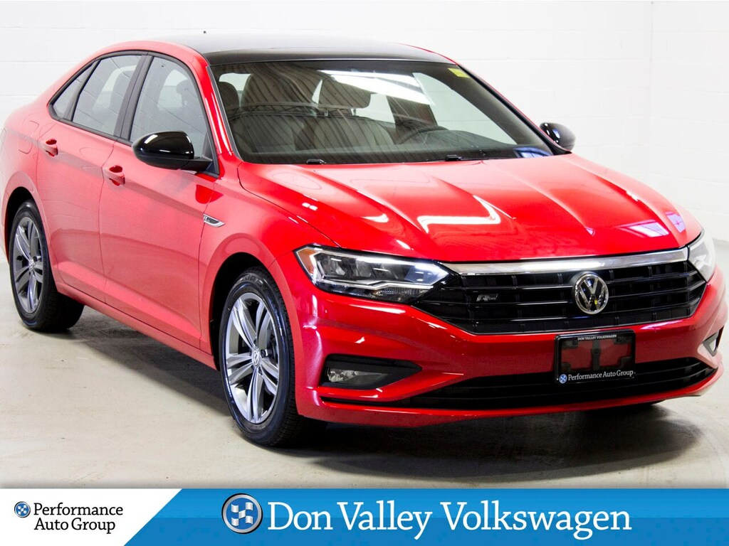 New 2019 Volkswagen Jetta HIGHLINE 1.4T 6SP